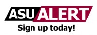 Sign up for ASU Alert today